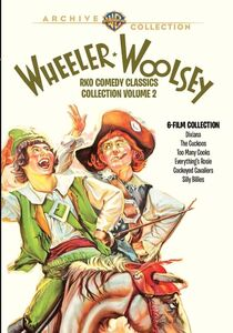 Wheeler and Woolsey: RKO Comedy Classics Collection: Volume 2