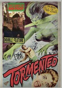 Curse Of Bigfoot/ Tormented
