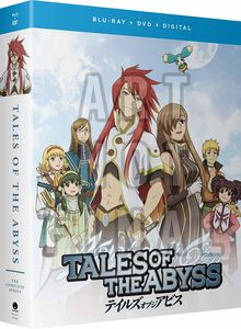 Tales Of The Abyss: The Complete Series