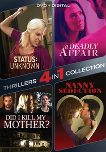 4 in 1 Dramatic Thrillers