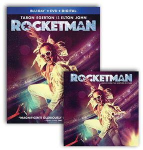 Rocketman BR/ LP Bundle