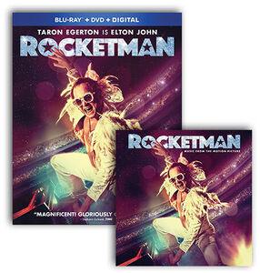 Rocketman BR/ LP Bundle