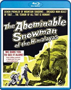 The Abominable Snowman of the Himalayas