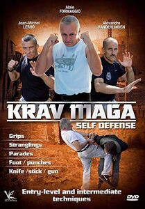 Krav Maga Entry-Level And Intermediate Self-Defense Techniques