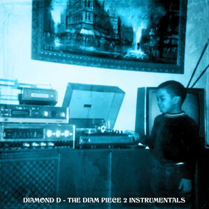 The Diam Piece 2: Instrumentals