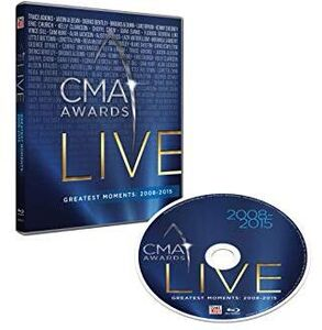 CMA Awards Live: Greatest Moments 2008-2015