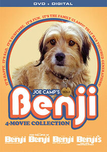 Benji: 4-Movie Collection