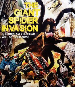 The Giant Spider Invasion