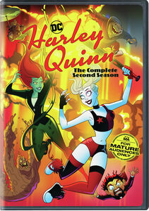 Harley Quinn: The Complete Second Season