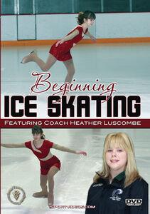 Beginning Ice Skating
