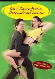 Let's Dance Salsa Intermediate Lessons