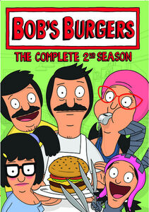 Bob's Burgers: The Complete 2nd Season