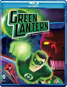 Green Lantern: The Animated Series - The Complete Series