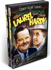 Laurel And Hardy - Early Silent Classics, Vol. 5-6