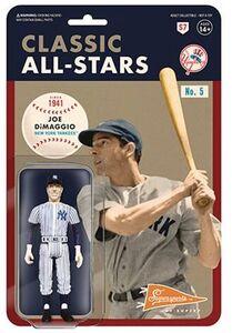 MLB CLASSIC REACTION FIGURE - JOE DIMAGGIO