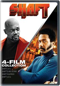 Shaft: 4-Film Collection