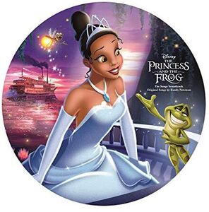 The Princess and the Frog: The Songs (Original Soundtrack)