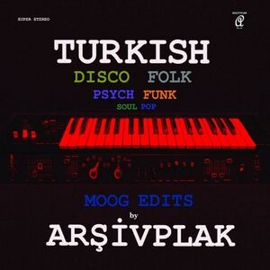 Moog Edits (Turkish Disco Folk)