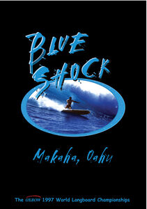 Blue Shock: Surfing Makaha Oahu