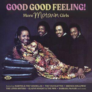 Good Good Feeling! More Motown Girls /  Various [Import]