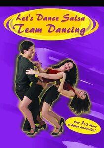 Let's Dance Salsa Team Dancing
