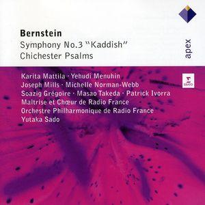 Symphony 3: Kaddish /  Chichester Psalms
