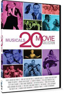 Musicals: 20 Movie Collection