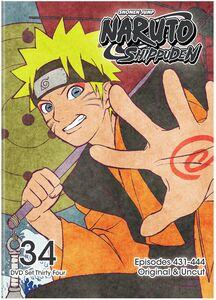 Naruto Shippuden Uncut Set 34