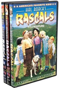 Hal Roach's Rascals Silent Collection