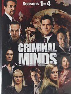 Criminal Minds: Seasons 1-4