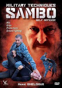 Sambo Self Defense: Military Techniques