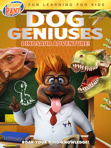 Dog Geniuses: Dinosaur Adventure