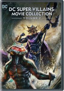DC Super-Villains: Movie Collection, Vol. 2