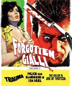 Forgotten Gialli: Volume 1