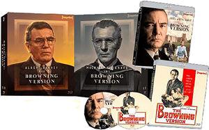 The Browning Version (1951) /  The Browning Version (1994) [Import]