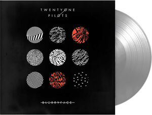 Twenty One Pilots - Blurryface (Silver Vinyl FBR Anniversary)