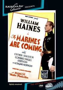 Marines Are Coming