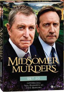 Midsomer Murders: Set 20