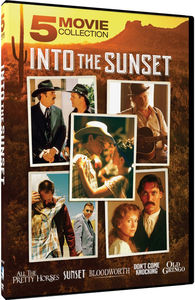 Into the Sunset: 5 Movie Collection