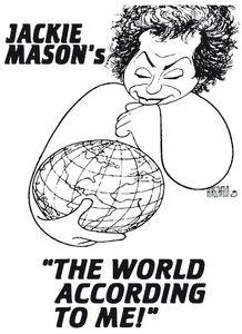 Jackie Mason: The World According to Me