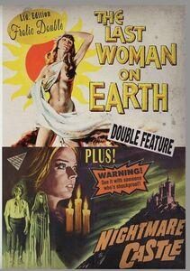 The Last Woman on Earth /  Nightmare Castle