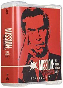 Mission: Impossible: Seasons 1-3