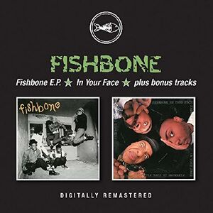 Fishboneep /  In Your Face Plus [Import]