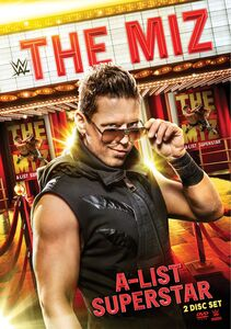 WWE: The Miz: A-List Superstar