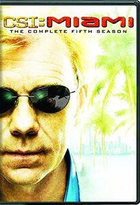 CSI: Miami: The Complete Fifth Season