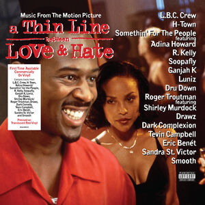 A Thin Line Between Love & Hate (Music From the Motion Picture) [Explicit Content]
