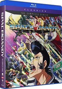 Space Dandy: Complete Series
