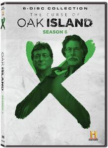 Curse Of Oak Island: Season 6