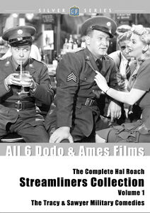 The Complete Hal Roach Streamliners Collection, Volume 1: The Tracy and Sawyer Military Comedies