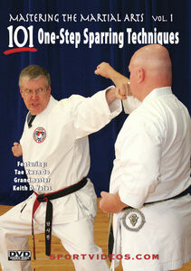Mastering Martial Arts, Vol. 1: One Step Sparring Techniques